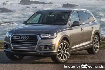 Insurance rates Audi Q7 in Kansas City