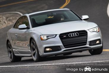 Insurance rates Audi S5 in Kansas City