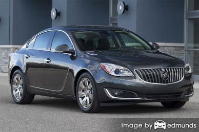 Insurance quote for Buick Regal in Kansas City