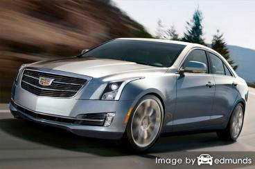 Insurance quote for Cadillac ATS in Kansas City