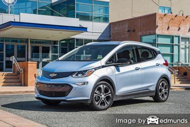 Insurance for Chevy Bolt