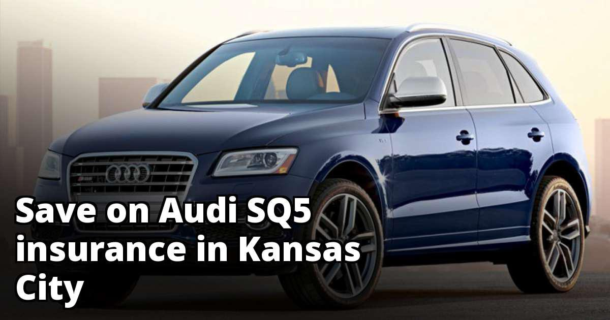 Audi SQ5 Insurance Rate Quotes in Kansas City, MO