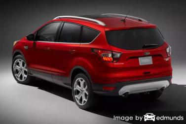 Insurance rates Ford Escape in Kansas City