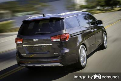 Insurance quote for Kia Sedona in Kansas City