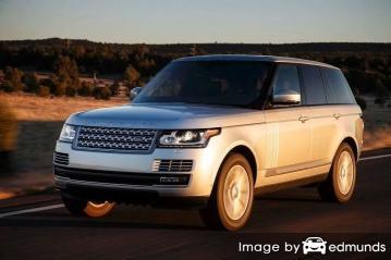 Insurance quote for Land Rover Range Rover in Kansas City