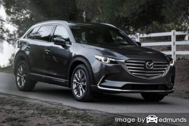 Insurance rates Mazda CX-9 in Kansas City
