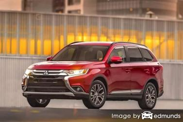 Discount Mitsubishi Outlander insurance