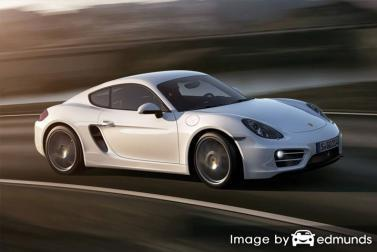 Insurance for Porsche Cayman
