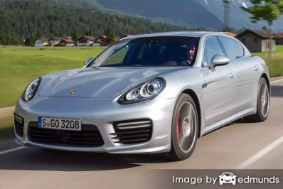 Insurance quote for Porsche Panamera in Kansas City