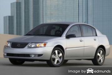 Insurance rates Saturn Ion in Kansas City
