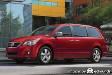 Insurance rates Volkswagen Routan in Kansas City