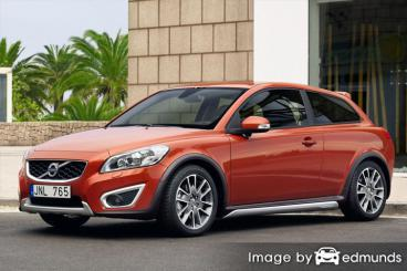 Insurance rates Volvo C30 in Kansas City