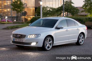 Insurance for Volvo S80