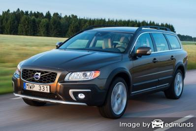 Insurance rates Volvo XC70 in Kansas City