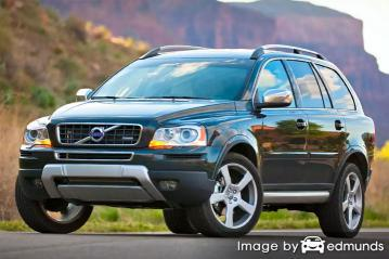 Insurance quote for Volvo XC90 in Kansas City